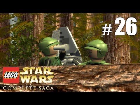 Гонки со стрельбой - LEGO Star Wars The Complete Saga - #26