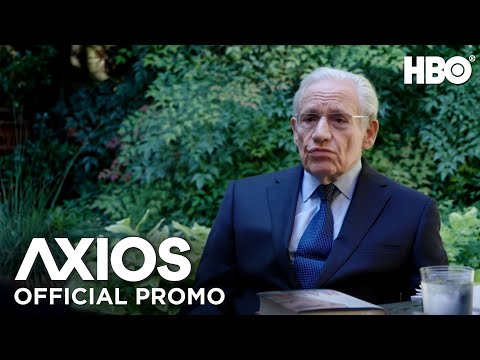 AXIOS on HBO: Journalist Bob Woodward on President Trump (Promo) | HBO