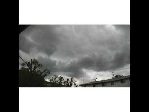 Time lapse sky over San Fernando, Ca.