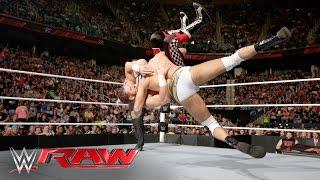 Cesaro vs. Sami Zayn: Raw, May 16, 2016