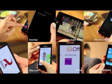 Samsung Omnia W | Americanas.com