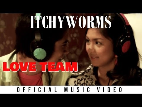 Itchyworms - Love Team (Official Music Video)