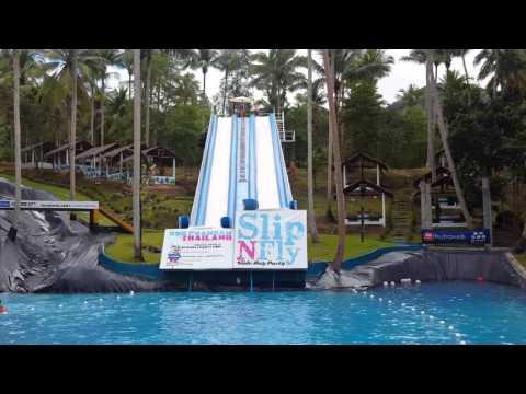 Slip n fly, thailand