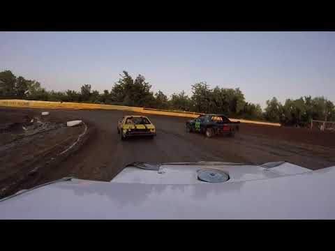 06/23/18 Heat Race Creek County Speedway
