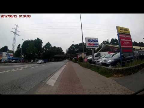 Fahrt nach Eidelstedt