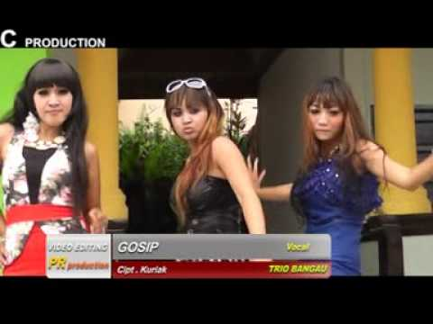 TRIO BANGAU (Silvy Nata, Resty Flora, Mitha Malfoys) - GOSIP