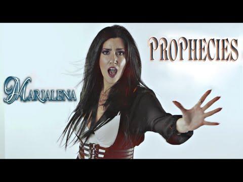 MARIALENA - PROPHECIES [ OFFICIAL LYRIC VIDEOCLIP ]