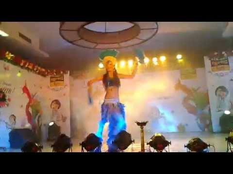Miss Jenny With Expression Dance Troupe