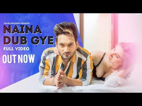 NAINA DUB GYE (Full HD) Tazz | Victoria | Prajakta | Latest Romantic Song 2019