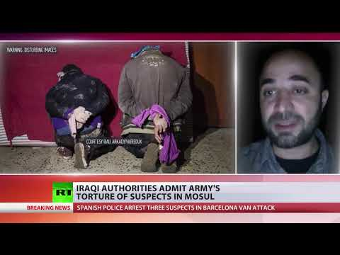 Iraqi Authorities Admit Army's Torture Of Suspects In Mosul