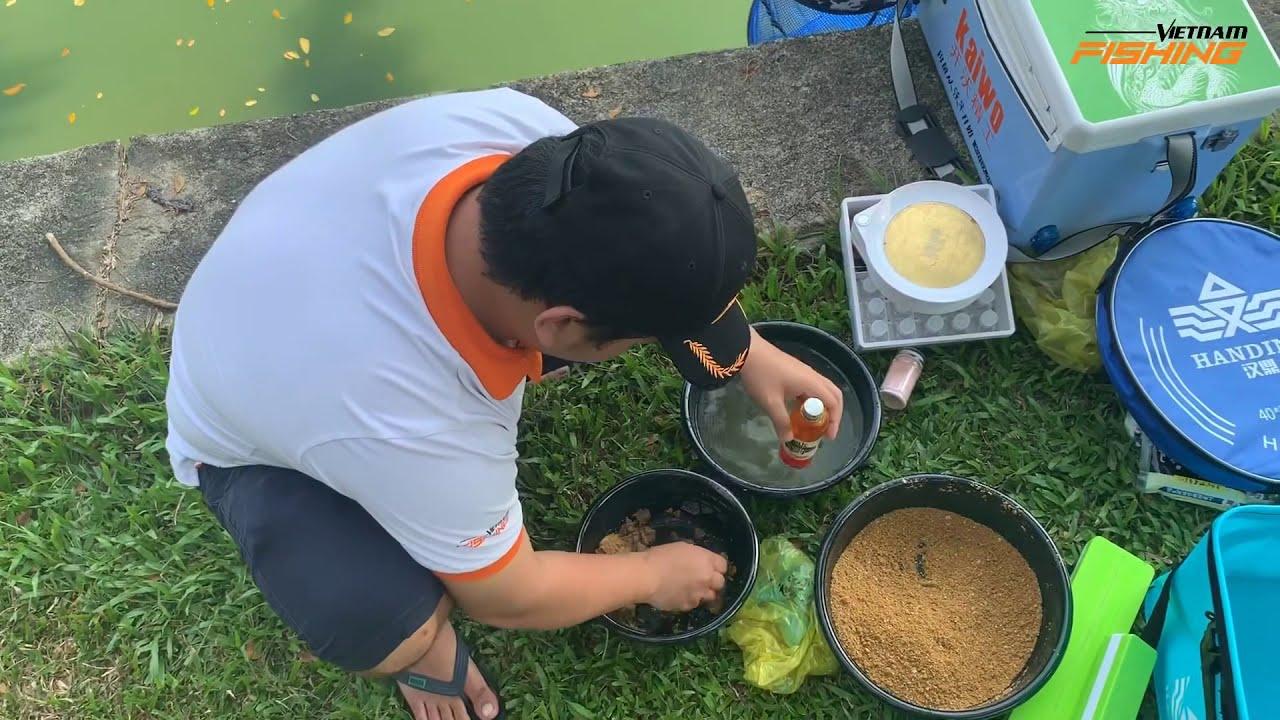 Buổi câu đài công viên 29/3 Đà Nẵng – Vietnam fishing
