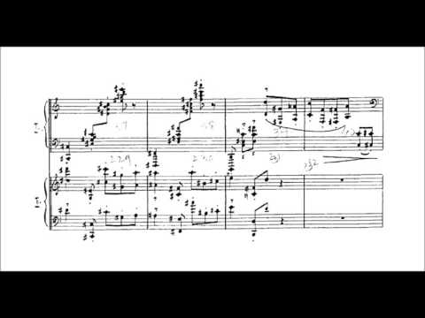Sergei Bortkiewicz - Piano Concerto No. 2, Op. 28 (audio + sheet music)