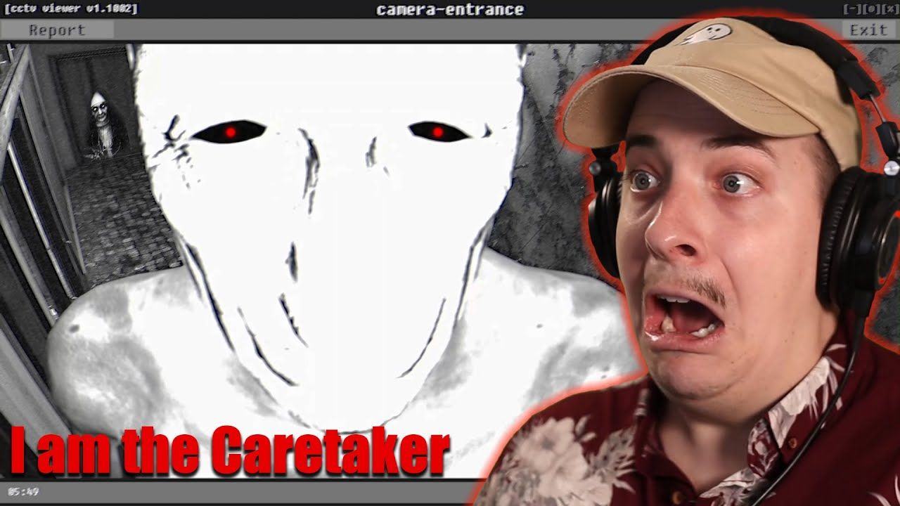 Download A DIFFERENT KIND OF OBSERVATION DUTY | I am the Caretaker
