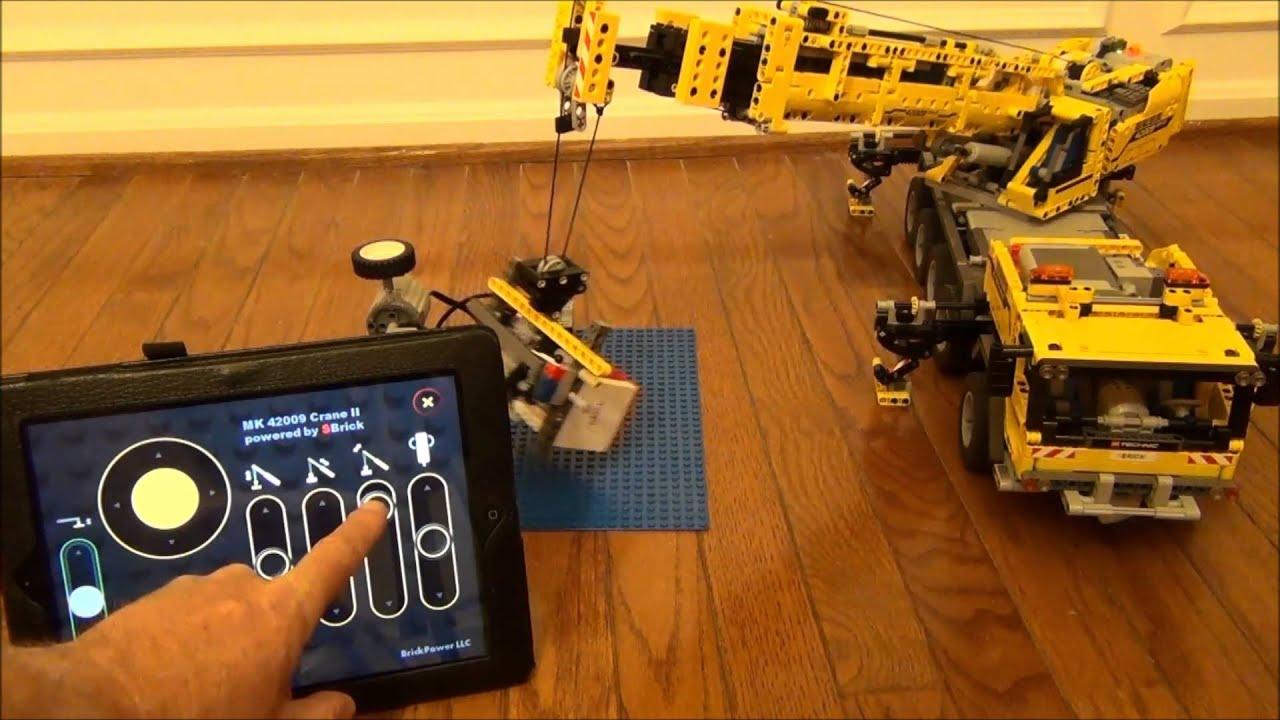 lego 42006 motorized instructions
