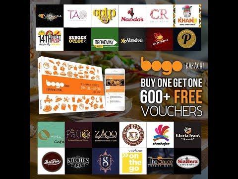 Order bogo.pk Grand book and bogo App on 40% Discount - AwamiWeb