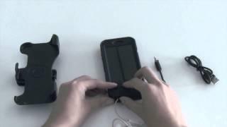 ZeroLemon iPhone 5/5s 4600 mAh Rugged Juicer Installation Video