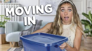 Moving Into My NEW APARTMENT! | Brooklyn and Bailey