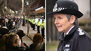 video: Met chief Dame Cressida Dick defends Sarah Everard's vigil crackdown