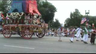 Festival of India - Rathyatra 2009, Washington DC, US - Part 1