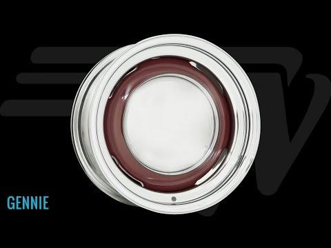Wheel Vintiques Gennie Steel Wheel