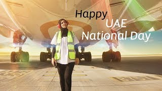 48th UAE National Day | Etihad Airways