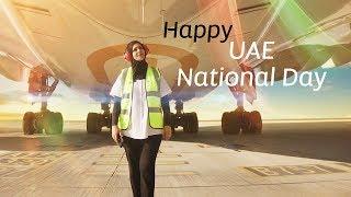 48th UAE National Day | Etihad Airways