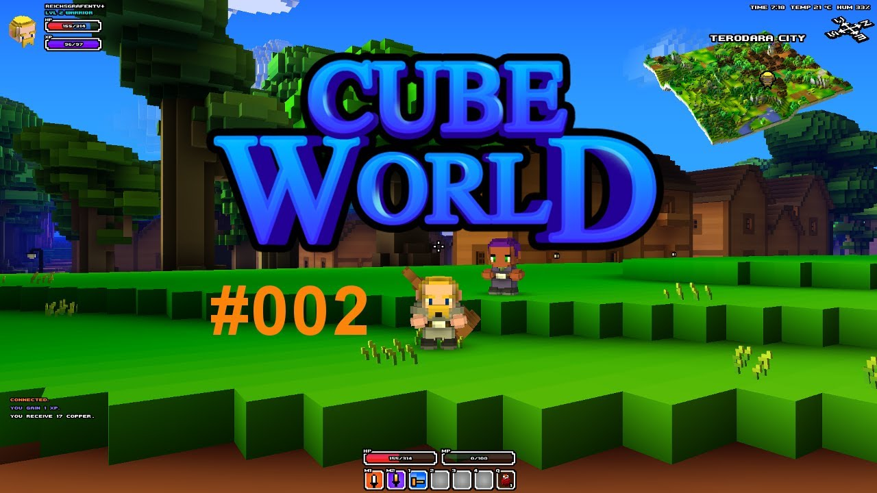 Cube World Download Kostenlos