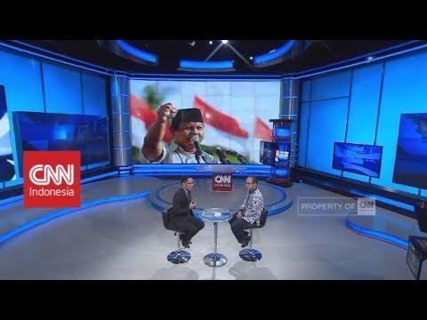 Survei Elektabilitas Jokowi Vs Prabowo
