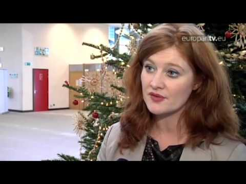 EUROPARL TV  Interview with Regina O Connor - The Reasons Why