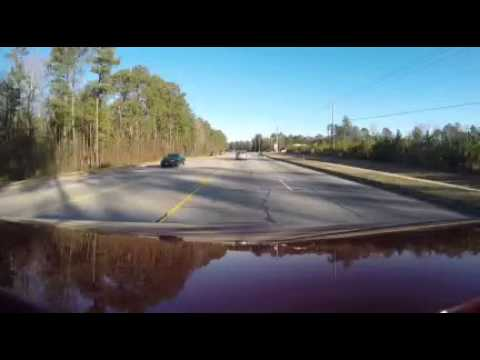 Jan. 30,2015 recording riding from Spring Lake NC to Harnett County NC