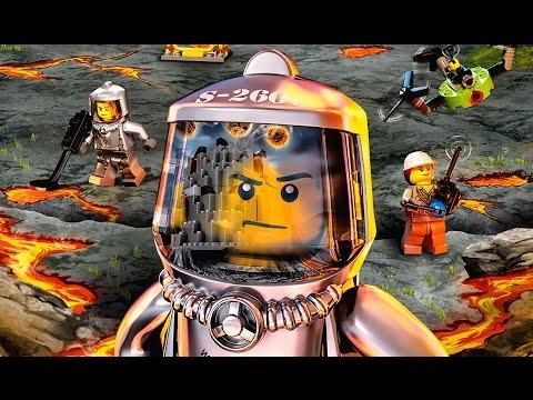 Кока Все Серии - Лего Сити - Мой Город 2 ! Игра и Мультики Лего - Lego City My City 2 ! Прохождение