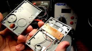 FLARX Часы электронные настольные — обзор