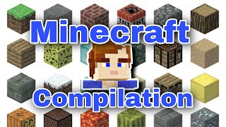 Minecraft Block Facts (Compilation)