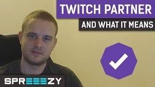 Twitch Partnership | What it Means for my YouTube Channel