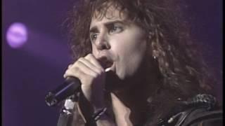 FIREHOUSE - Overnight Sensation- All She Wrote (Live 1991)
