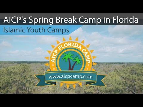AICP Florida Spring Break Islamic Youth Camp