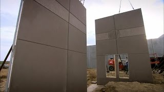 Pre-Cast Concrete Walls | How It's Made