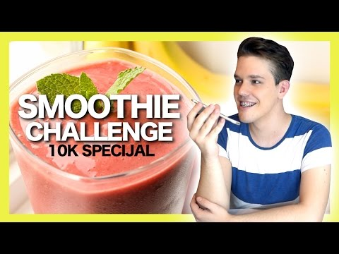 SMOOTHIE CHALLENGE (10k SPECIJAL)
