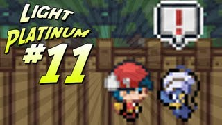 "Pokemon Light Platinum Nuzlocke Part 11 ""Familiar Taste of Poison"""