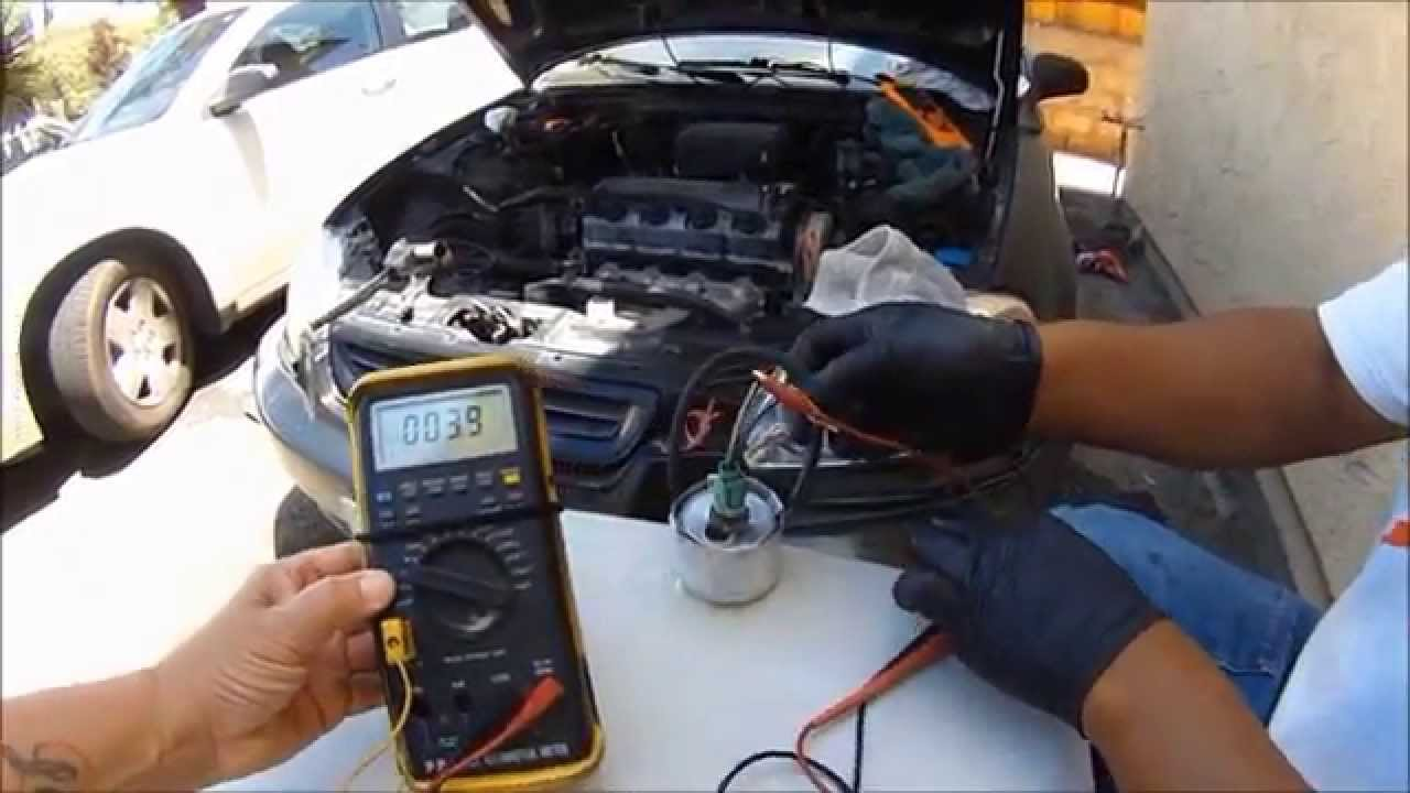 Diagnosing A Non Working Radiator Fan Testing Switch W Soda Can Water Fire Honda Civic You