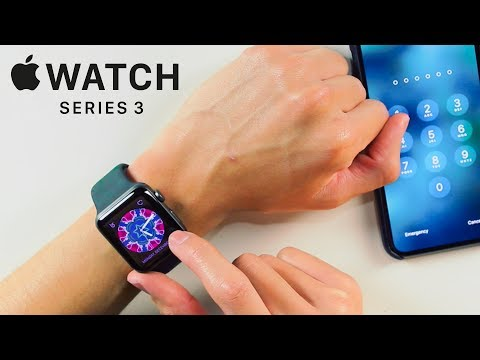 Apple Watch Series 3 Unboxing – The Perfect Gift!