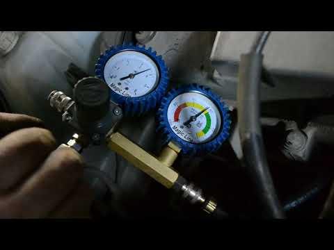 Восстановление компрессии и снижение расхода бензина ВАЗ 2114 с помощью РВС-ИПИ (1 часть)