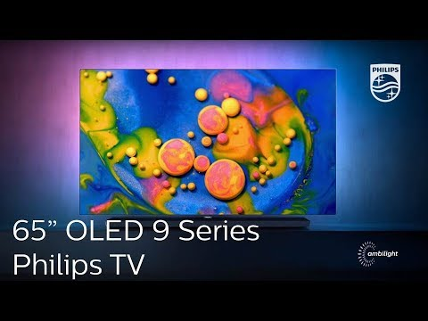 Philips TV expands 2018 OLED range with new models and extra