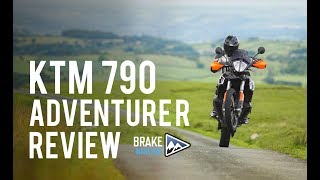 Review - KTM 790 Adventure R