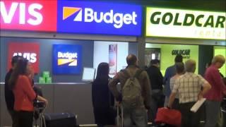 Mallorca Car Hire Desks  Arrivals and Departures