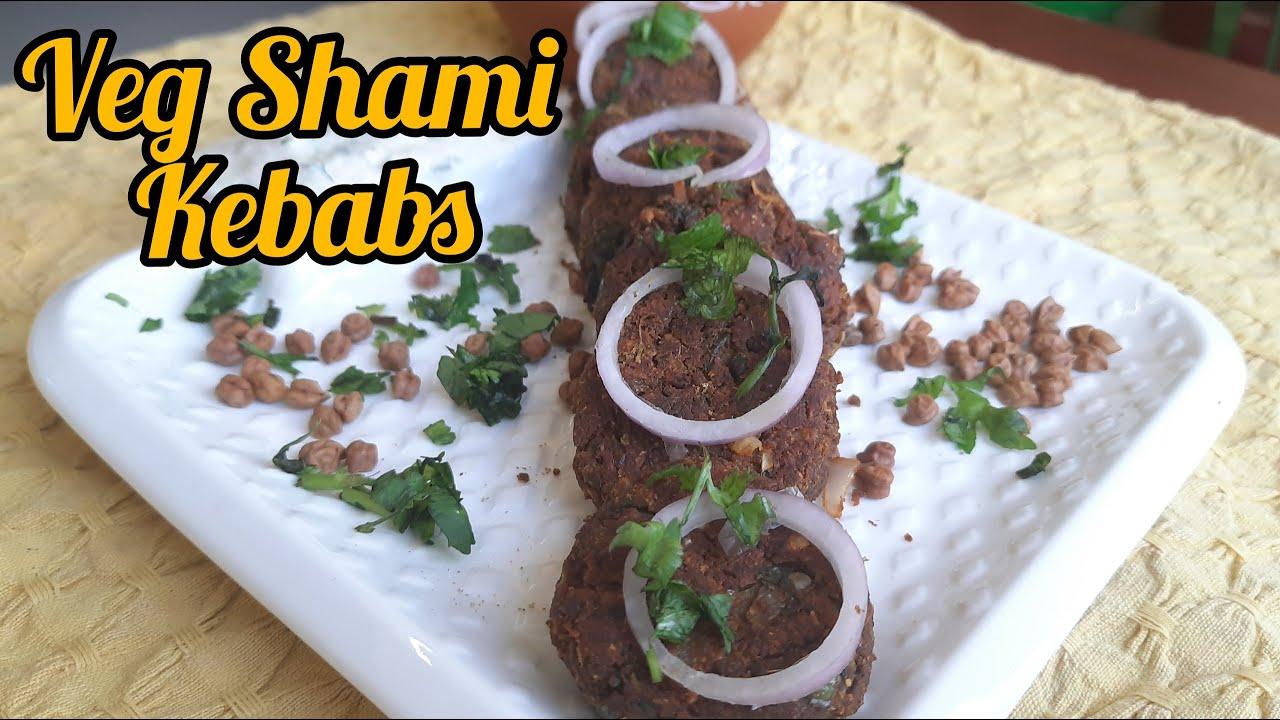Veg Shami Kebab Recipe