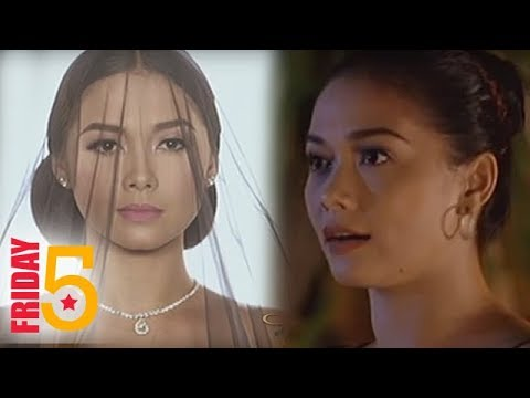 Friday 5: Most evil things Ivy did for Revenge in Wildflower