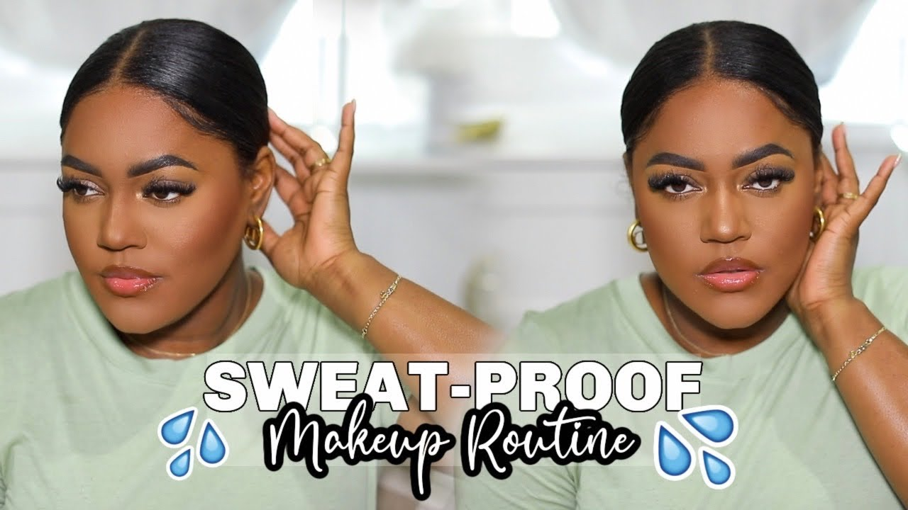 Download TIPS for SWEAT-PROOF,  OIL PROOF & FULL COVERAGE MAKEUP   OILY SKIN SUMMER 2021