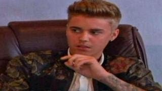 justin bieber drops the f bomb during his deposition exclusive video must watch