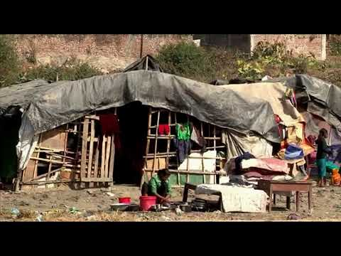 Giving voices to slum dwellers: a step towards reducing inequality